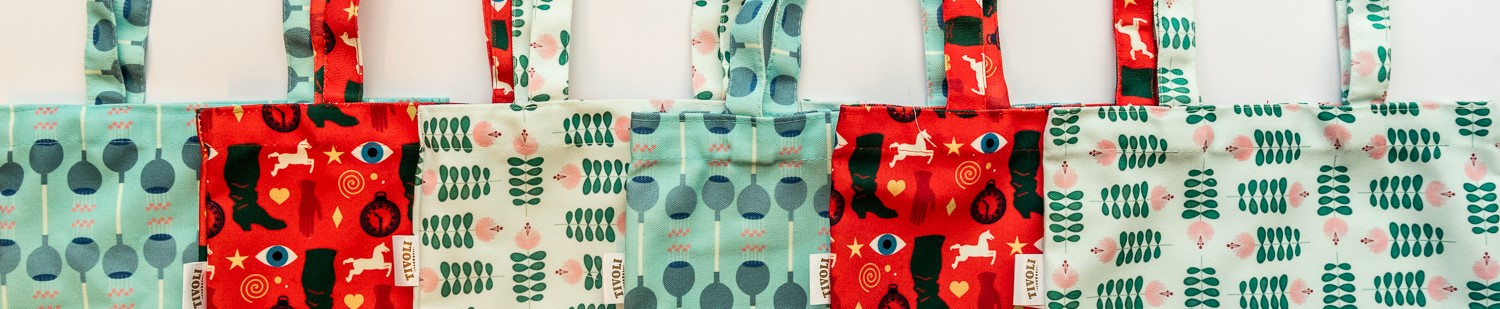 Tote Bags - Small
