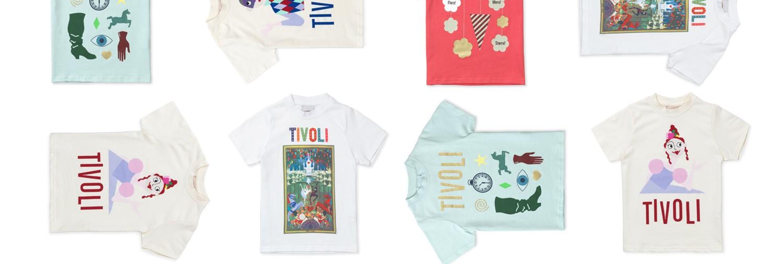 T-shirts til børn